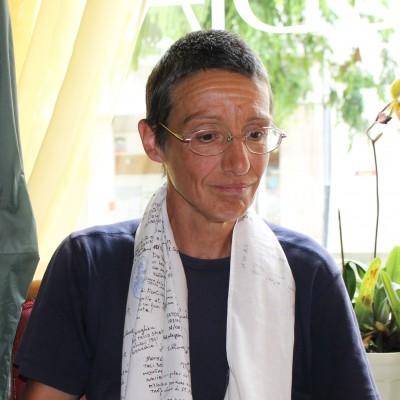 Anne-Marie Joubaud gyalogosan járta végig a Via Sancti Martinit