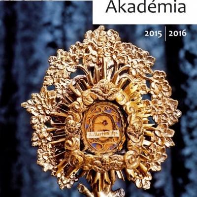 Szent Márton Akadémia 2015/2016