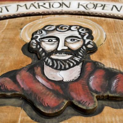 Szent Márton köpenye