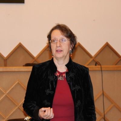 Szent Márton Akadémia - Sághy Marianne előadása