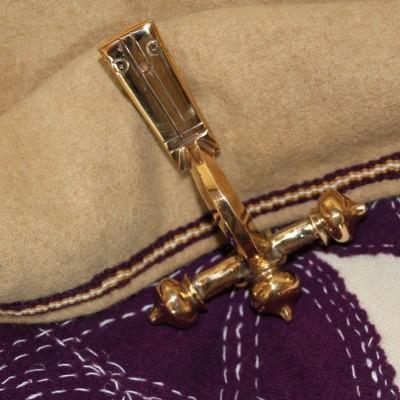 Elkészült egy korhű IV. századi viselet a kiegészítőivel