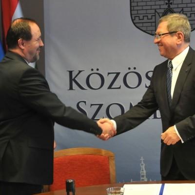 Együttműködési megállapodást kötött az Önkormányzat és a Tankerület