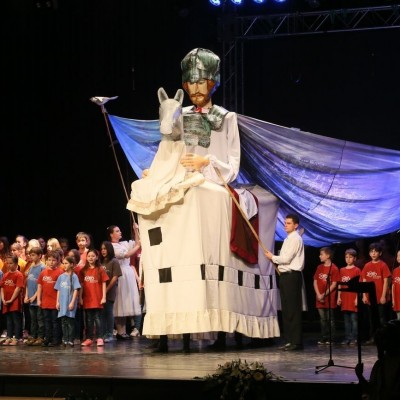 A Szent Márton Emlékév ünnepélyes megnyitója