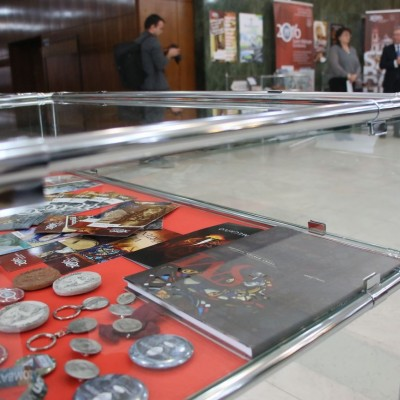 Kiállítás nyílt a Szent Márton Emlékévről
