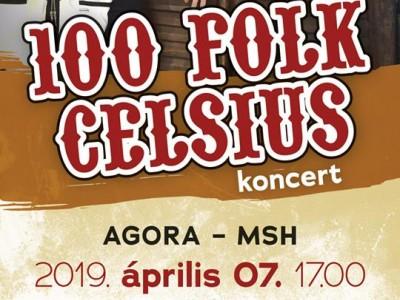 100 FOLK CELSISUS koncert
