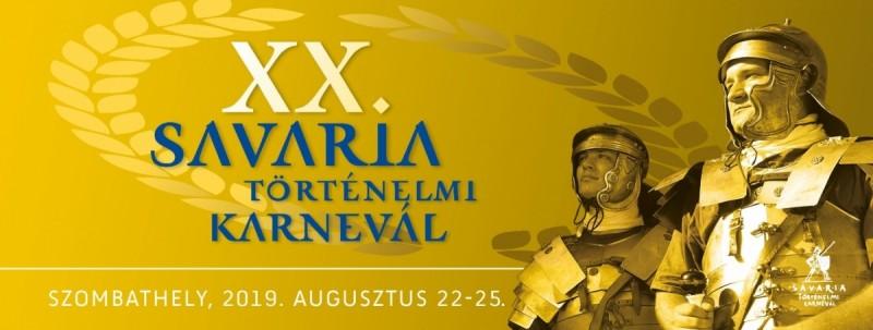 XX. Savaria Történelmi Karnevál