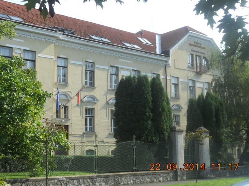 PTE ETK Szombathelyi Képzési Központ  Kollégiuma
